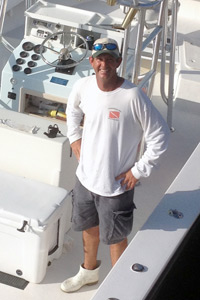 Captain Kevin Grubb tarpon fishing guide